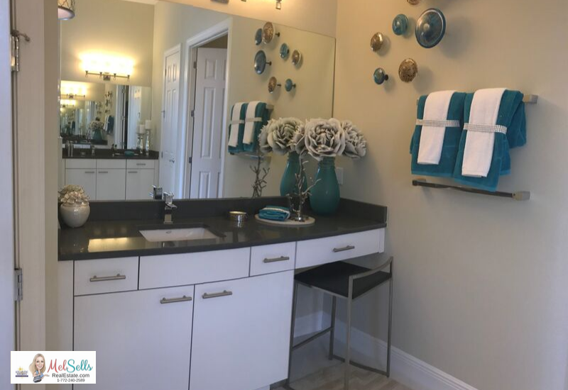 DIY Upgrades That Make Your Jensen Beach Home Sell for More - Bathroom Cabinets