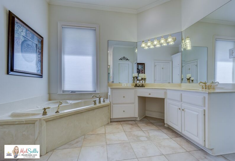 DIY Upgrades That Make Your Jensen Beach Home Sell for More - Bathroom Mirror