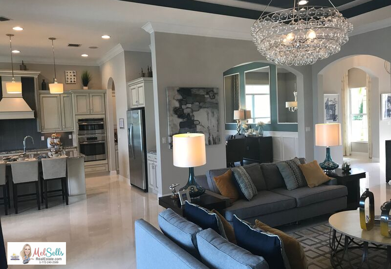 DIY Upgrades That Make Your Jensen Beach Home Sell for More - Living Room Lighting