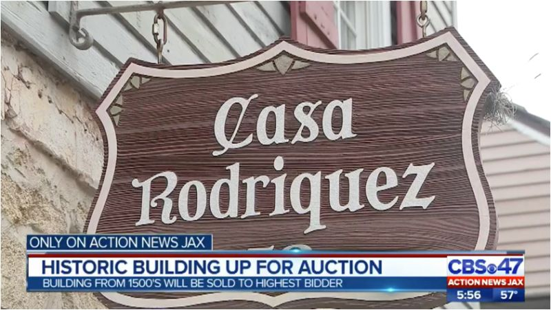 casa rondriquez sign on building