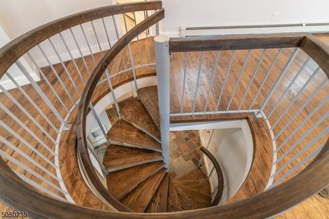 This Spiral Staircase is truly a work of art