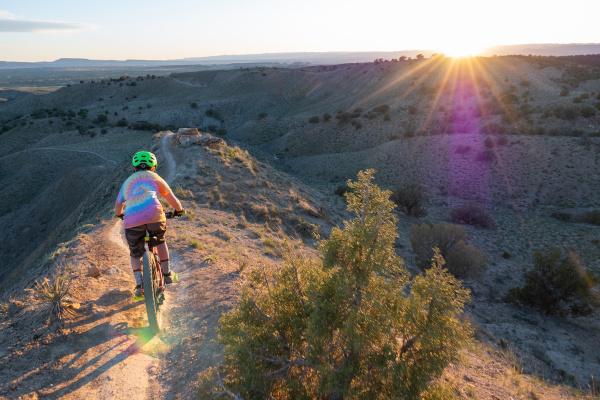 Top Grand Junction Mountain Bike Trails