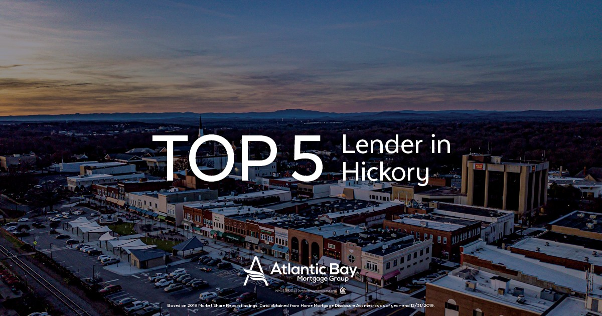 Top Lender in Hickory NC