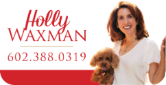 Holly Waxman Homes Logo