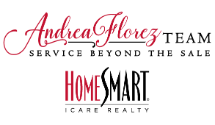 HomeSmart ICARE Realty The Andrea Florez Team Logo