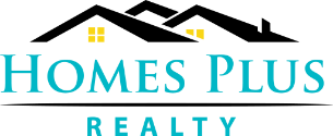 Homes Plus Realty - Rochester Logo