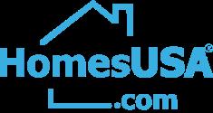 HomesUSA.com Realty Logo