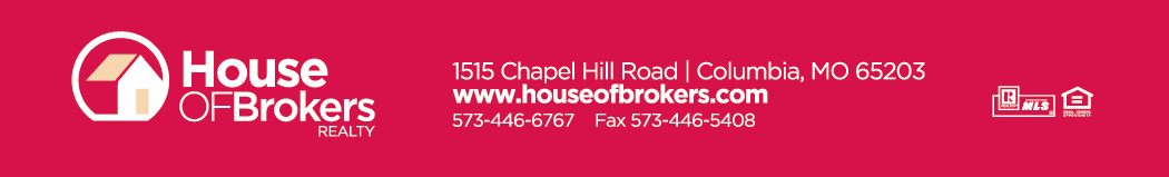 House of Brokers Realty - Columbia Mo homes for sale - Real Estate Company