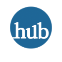 Welcome to Hub Real Estate Logo