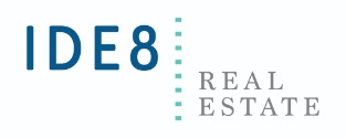Ide8 Real Estate Logo