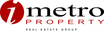 iMetro Property Real Estate Group Logo