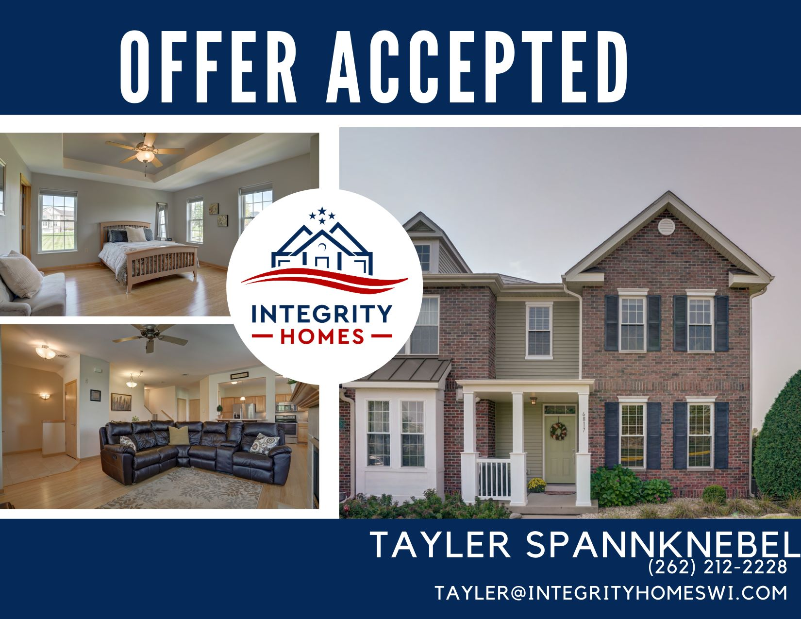 Tayler - Accepted Offer!