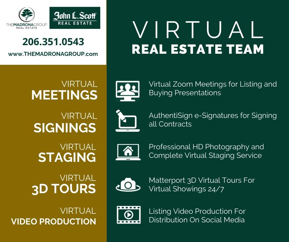 virtual real estate services