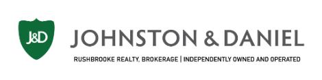 Johnston & Daniel Rushbrooke Realty Logo