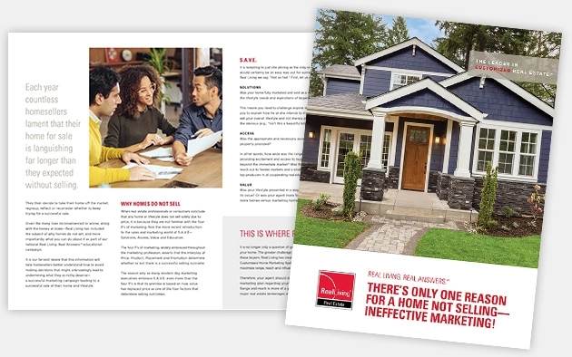 There's only one reason for a home not selling - Ineffective Marketing!