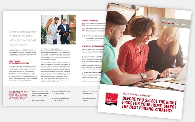 Select the right home pricing strategy