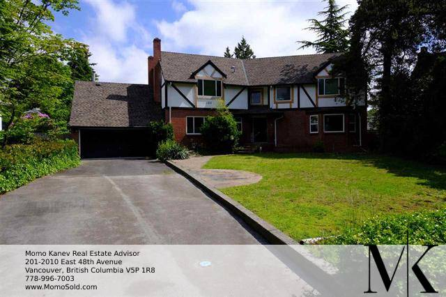 1011 W 38th Ave Vancouver - Shaughnessy