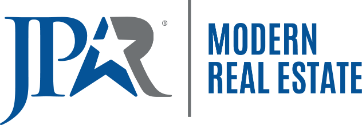JPAR Modern Real Estate Logo