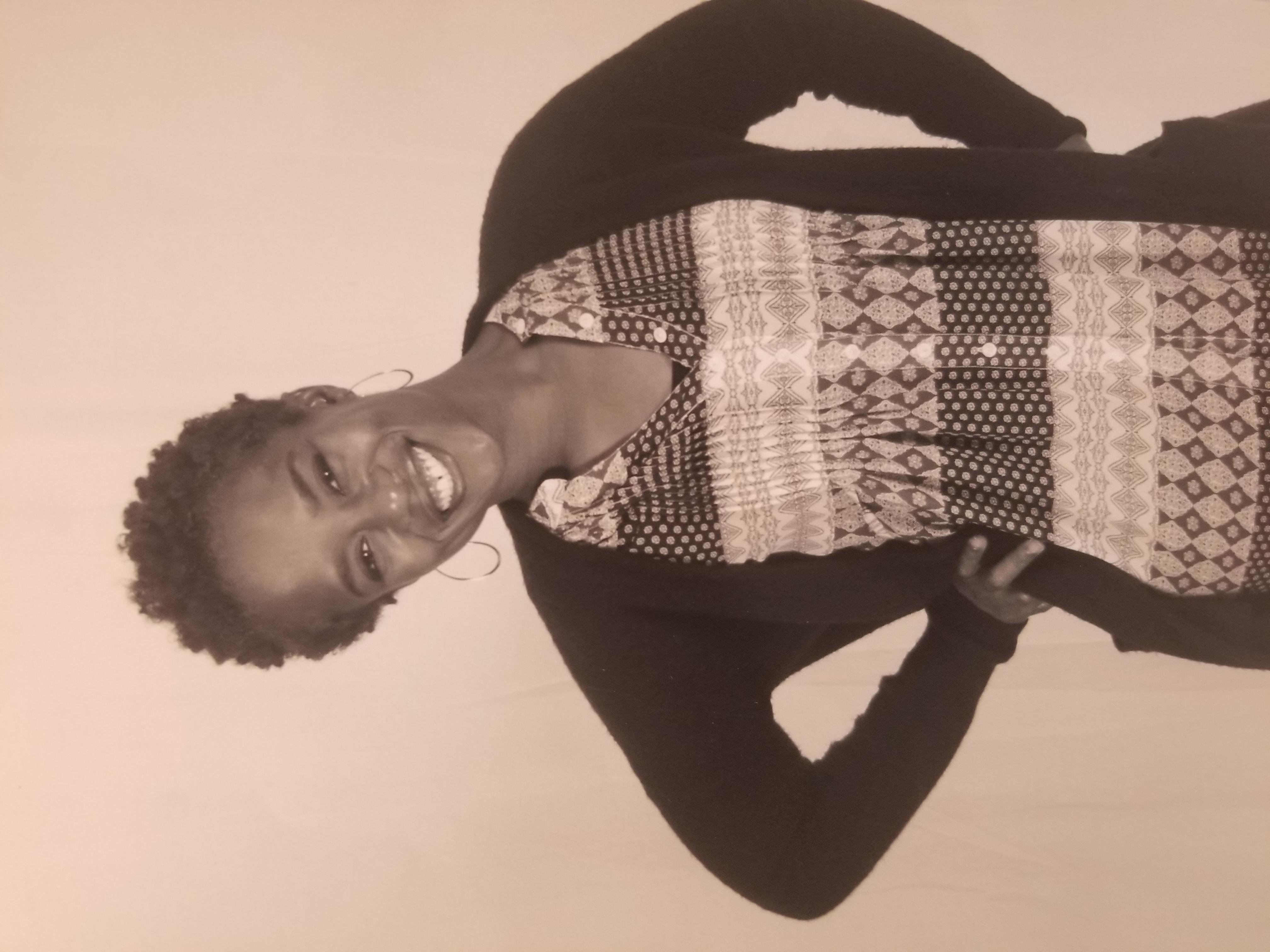 Deborah Samba Photo