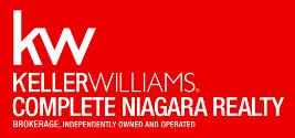 Keller Williams Complete Niagara Realty Brokerage Logo