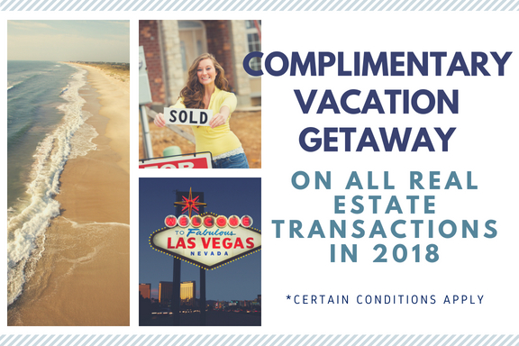 Real estate and vacation promotion