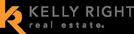 Kelly Right Real Estate: North Idaho Logo