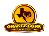 Orange Corn Real Estate Logo