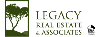 Legacy Real Estate & Associates | Pleasanton Logo
