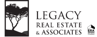 Legacy Real Estate & Associates | Fremont Logo