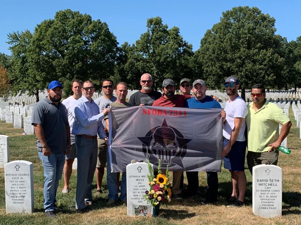 SFODA 7311 Arlington Cemetery