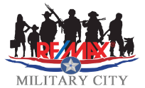 Levi Rodgers Group - RE/MAX Military City Logo