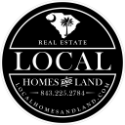 Local Homes And Land Logo