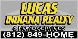 Lucas Indiana Realty Logo