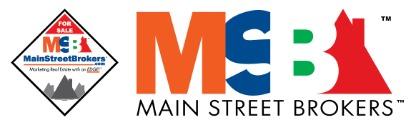 Main Street Brokers Logo
