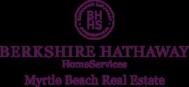 Berkshire Hathaway HomeServices Myrtle Beach Real Estate Logo