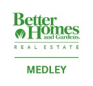 Better Homes and Gardens Real Estate Medley Logo