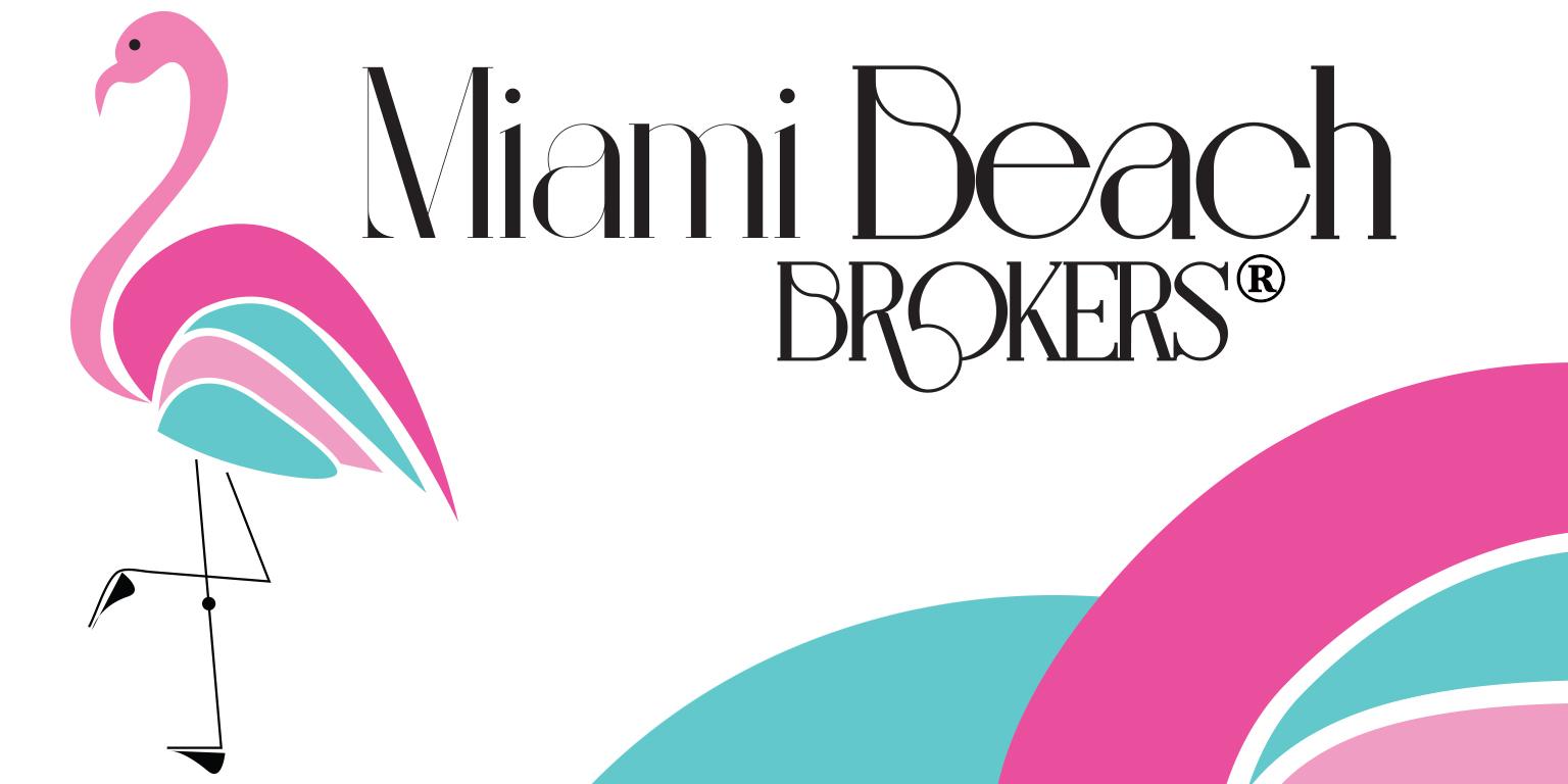 Miami Beach Brokers® Branded Media Banner