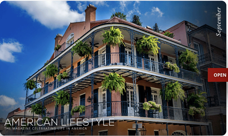 American Lifestyle- September 2021 - Compliments of Miami Beach Brokers®