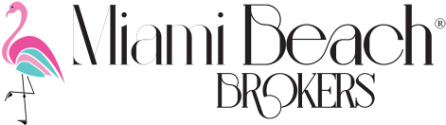 Miami Beach Brokers® Logo