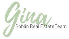 Gina Roblin Real Estate Team Logo
