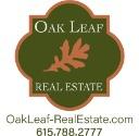 Oak Leaf Real Estate Logo
