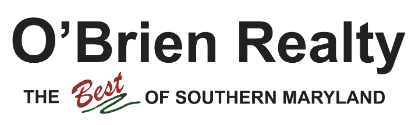 O'Brien Realty The Best of Southern Maryland Logo
