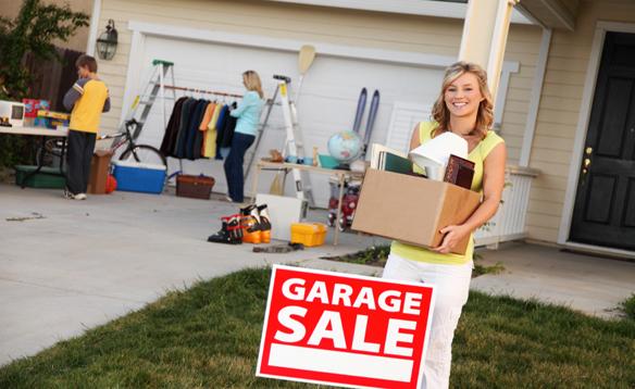 Garage Sale PIC
