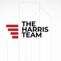 The Harris Team  Logo