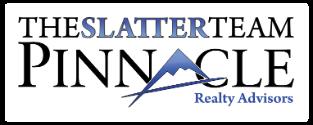 Pinnacle Realty Advisors, The Slatter Team Logo