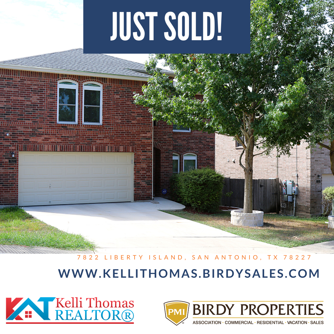 Just Sold 7822 Liberty Island