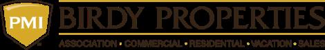 PMI BIRDY PROPERTIES Logo
