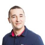 Bogdan Afloarei Headshot