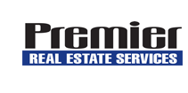 Premier Real Estate Services - Commercial Logo