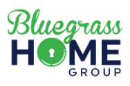 Bluegrass Home Group Logo